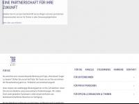 kirschner-steuerberater.de Webseite Vorschau