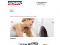 kirschnerservice.de Webseite Vorschau