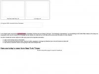 kirsi.de Webseite Vorschau