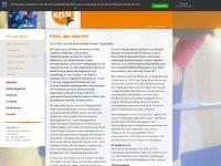 kissi-ekt.de Webseite Vorschau
