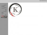 kisskalt.de Webseite Vorschau