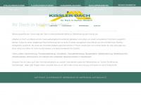 kissler-dach.de Webseite Vorschau