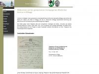 kisslegg-1704.de Webseite Vorschau