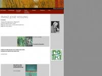kissling-arte.ch Webseite Vorschau