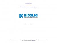 kisslig.ch Webseite Vorschau