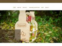 kisten-feigl.at Webseite Vorschau