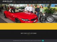 kistlerbmw.ch Webseite Vorschau