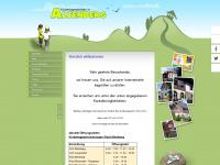 kita-altenberg.de Webseite Vorschau