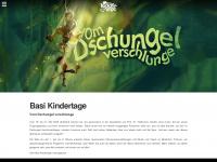 kita-basi.ch Webseite Vorschau