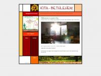 kita-bethlehem.de Webseite Vorschau
