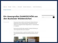 kita-buckow.de Webseite Vorschau