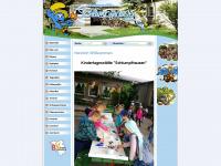 kita-casekow.de Webseite Vorschau