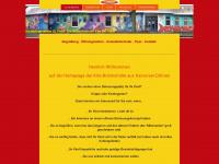 kita-brueckstrasse.de Webseite Vorschau