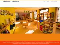kita-columbus.de Webseite Vorschau