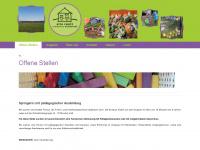 kita-chutz.ch Webseite Vorschau