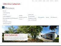 kita-calberlah.de Webseite Vorschau
