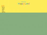 kita-happyland.de Webseite Vorschau