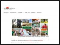 kita-heckenrose.com Webseite Vorschau