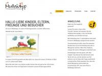 kita-mullewapp-weingarten.de Webseite Vorschau