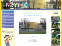 kita-pfiffikus-hennigsdorf.de Webseite Vorschau