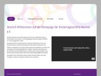 kita-murmel.de Webseite Vorschau