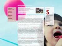 kita-plakate.de Webseite Vorschau