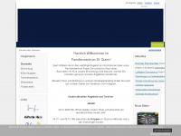 kita-quirin.de Webseite Vorschau