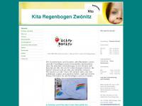 kita-regenbogen-zwoenitz.de Webseite Vorschau