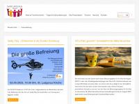 kita-rheine.de Webseite Vorschau
