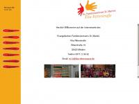 kita-ritterstrasse.de Webseite Vorschau