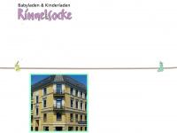 kita-ringelsocke.de Webseite Vorschau