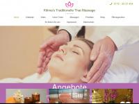 kitimas-traditionelle-thai-massage.de Webseite Vorschau