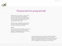 kitihof.ch Webseite Vorschau