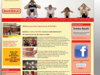 kitokai-karate.de Webseite Vorschau