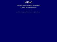 kitsoft.de Webseite Vorschau