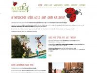 kittelhof.de Webseite Vorschau