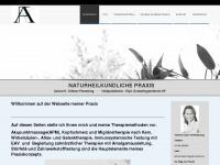 kittner-flemming.de Webseite Vorschau