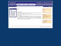 kivm.de Webseite Vorschau