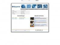 kiwanis-gmunden.at Webseite Vorschau
