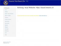 kiwanis-bs.ch Webseite Vorschau