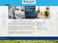 kiwanis-hamburg.de Webseite Vorschau