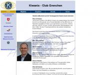 kiwanis-grenchen.ch Webseite Vorschau