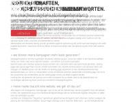 kiwiblau.at Webseite Vorschau