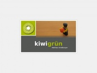 kiwigruen.de Webseite Vorschau
