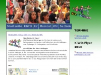 kiwo-hottingen.ch Webseite Vorschau
