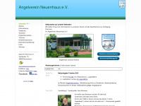 angelverein-neuenhaus.de Webseite Vorschau