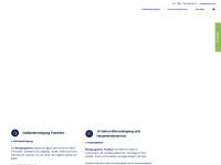 kmplus.de Webseite Vorschau