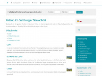 salzburger-saalachtal.com