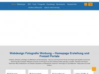 webdesign-fotografie-werbung.de Webseite Vorschau