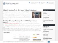 Koerperfettwaage-test.de